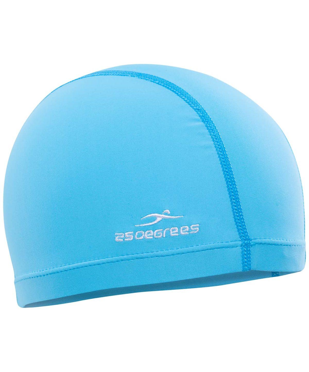 25DEGREES Шапочка для плавания Essence, полиамид, детская 25D15-ES-22-32-0: голубой - 1