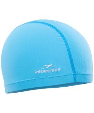 25DEGREES Шапочка для плавания Essence, полиамид, детская 25D15-ES-22-32-0: голубой - 2
