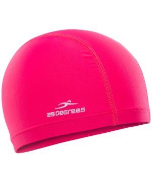 25DEGREES Шапочка для плавания Essence, полиамид, детская 25D15-ES-22-32-0: розовый - 19