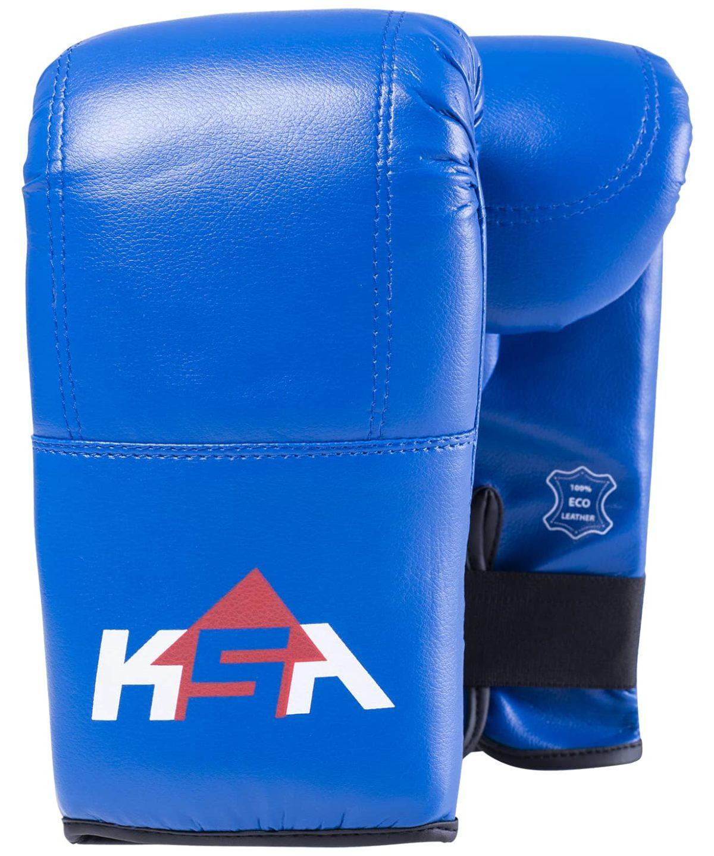 KSA Перчатки снарядные Bull, к/з 1784: синий - 2