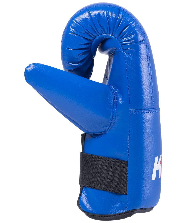 KSA Перчатки снарядные Bull, к/з 1784: синий - 3