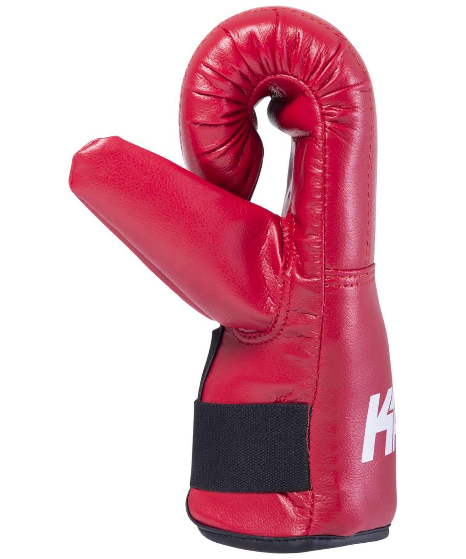 KSA Перчатки снарядные Bull, к/з 1784: красный - 3