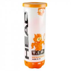 HEAD Мяч для большого тенниса T.I.P Orange  578123 - 4
