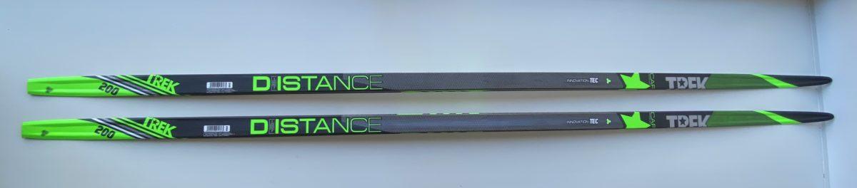 STC TREK DISTANCE Беговые лыжи 200  0-200 - 1