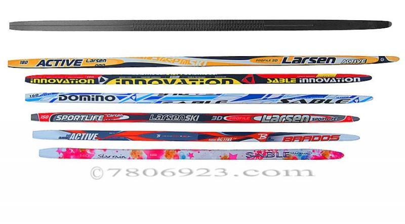 STC CADET 3D SABLE CLASSIC Беговые лыжи 170  0-170 - 1