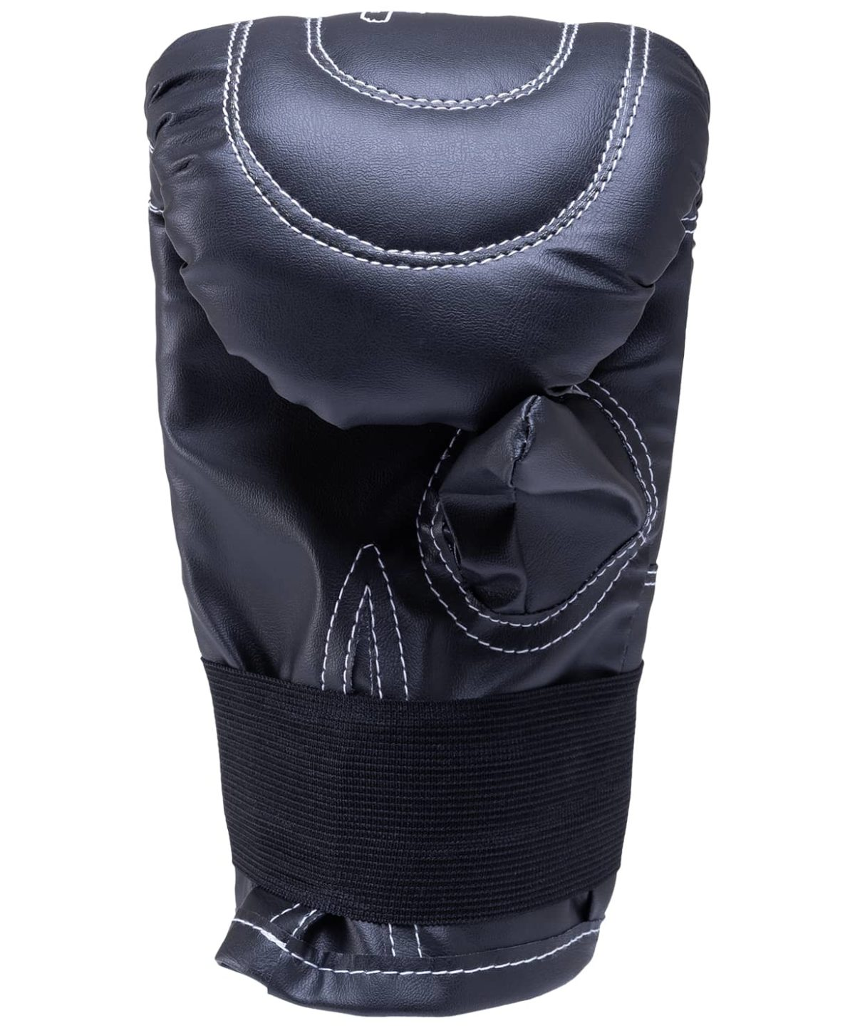 RUSCO Перчатки снарядные, кожзам 142: чёрный - 2