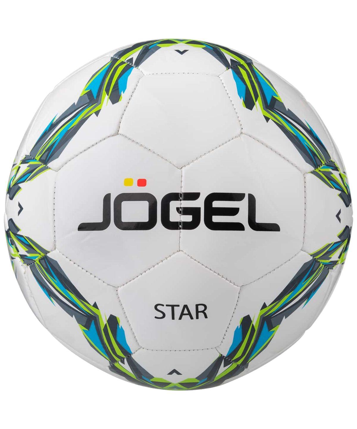 JOGEL Мяч футзальный Star - 1