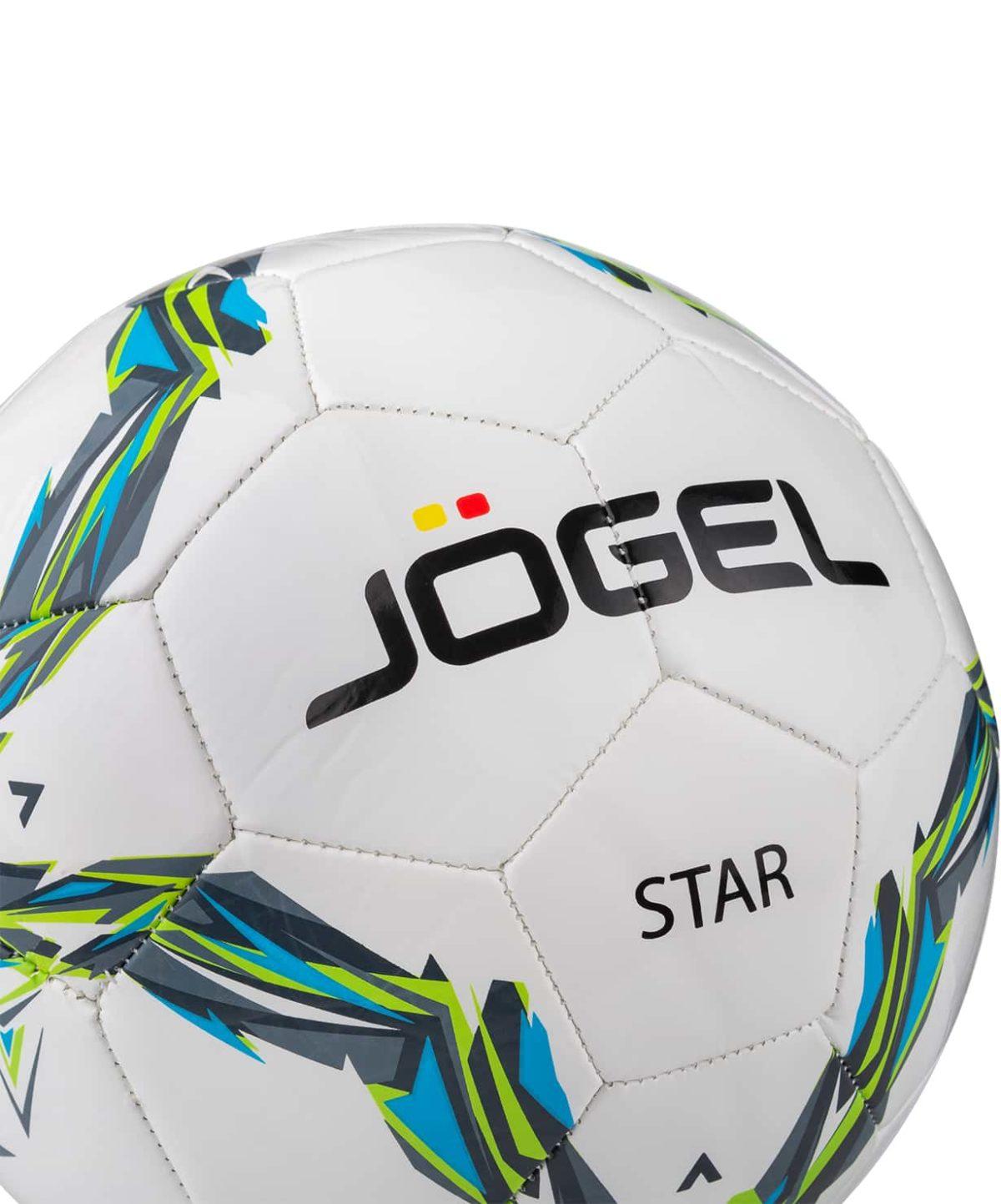 JOGEL Мяч футзальный Star - 2