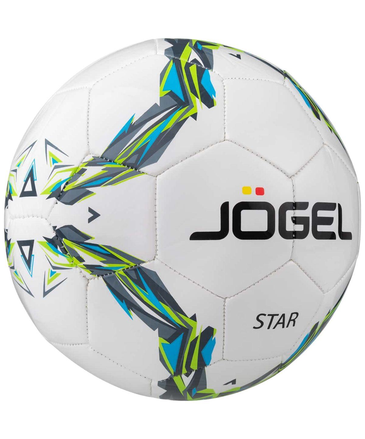 JOGEL Мяч футзальный Star - 3