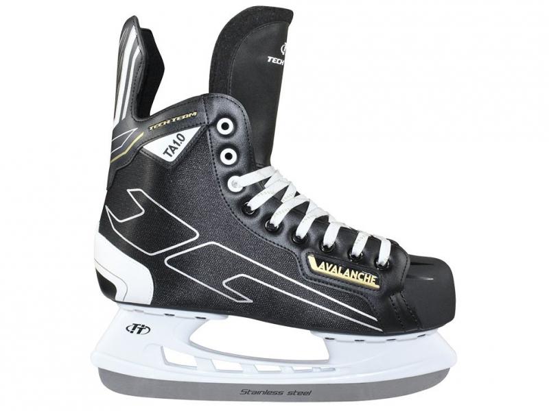 TT Коньки хоккейные Avalache - 1