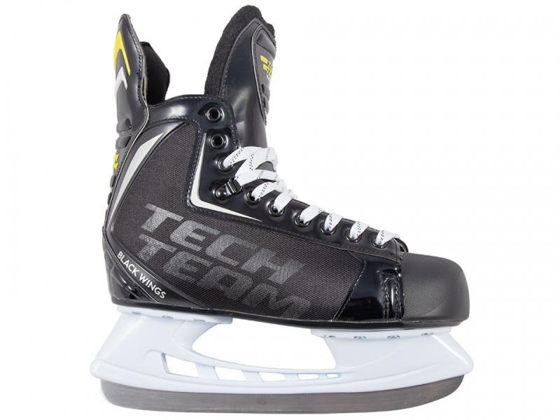 TT Коньки хоккейные Black Wings - 1
