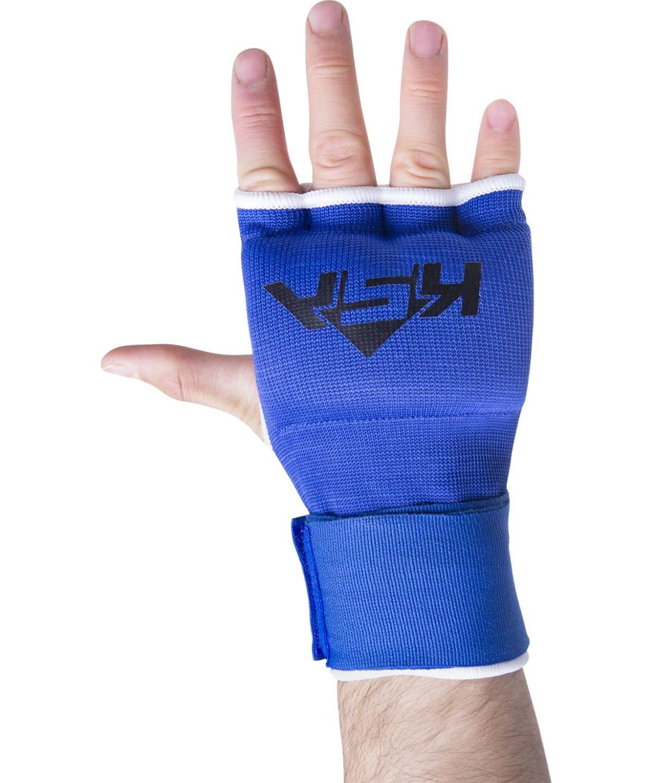 KSA Cobra Blue Перчатки внутренние для бокса 17902: синий - 1