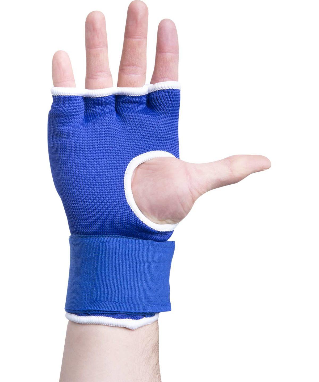 KSA Cobra Blue Перчатки внутренние для бокса 17902: синий - 2