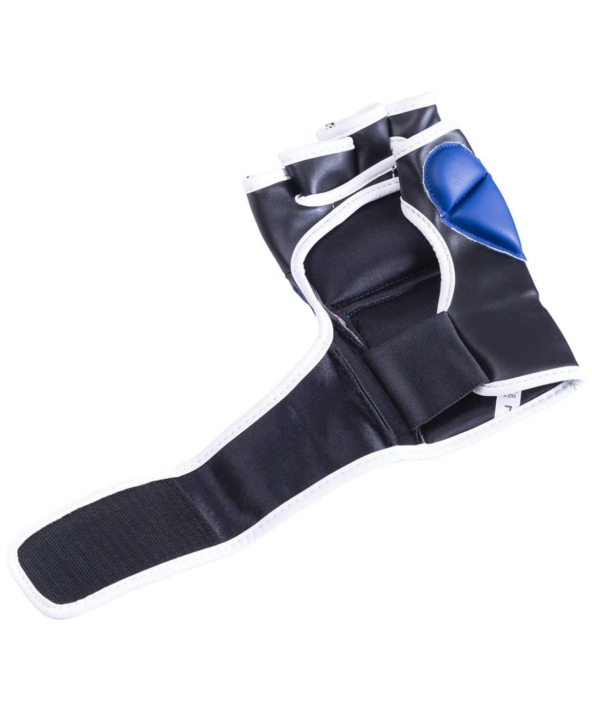 KSA Перчатки для ММА Wasp Blu, к/з 7850 - 4