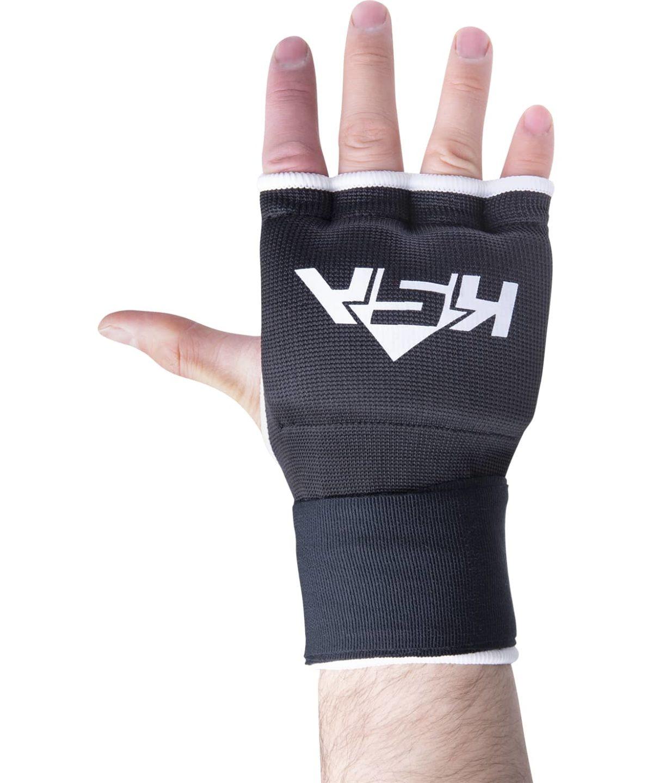 KSA Bull Gel Black Перчатки внутренние для бокса 17906 - 1