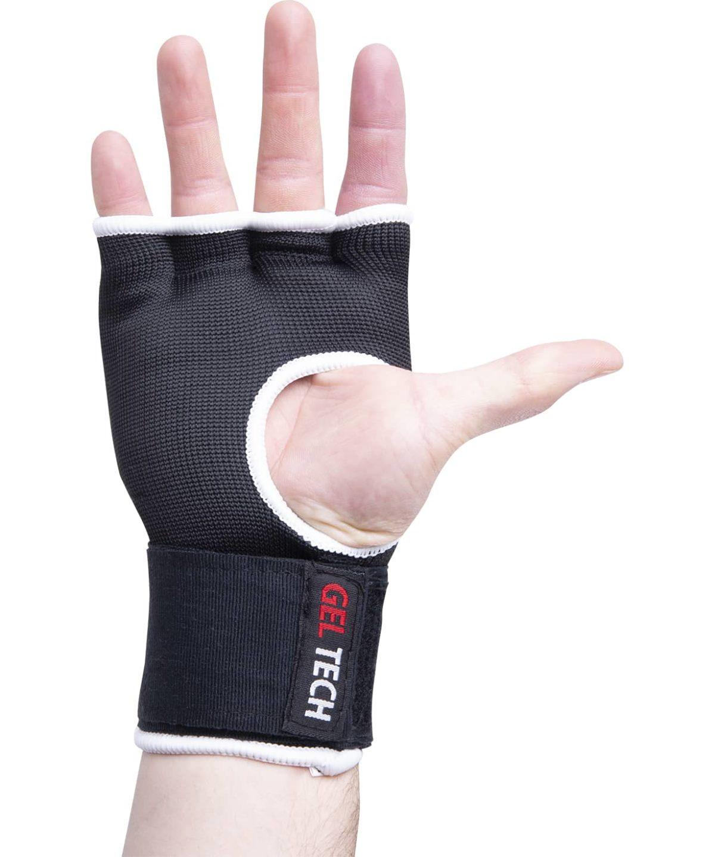 KSA Bull Gel Black Перчатки внутренние для бокса 17906 - 2