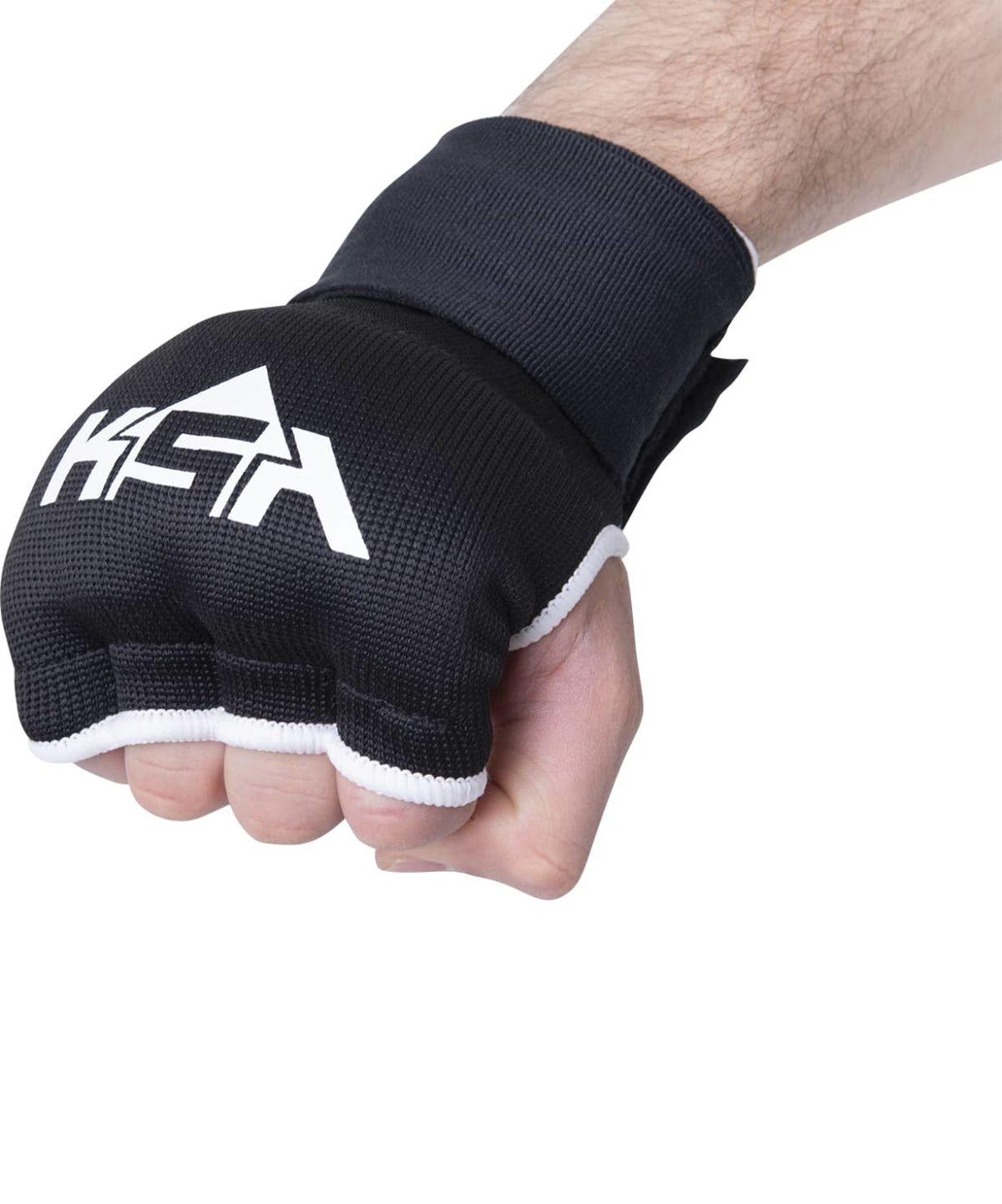KSA Bull Gel Black Перчатки внутренние для бокса 17906 - 3