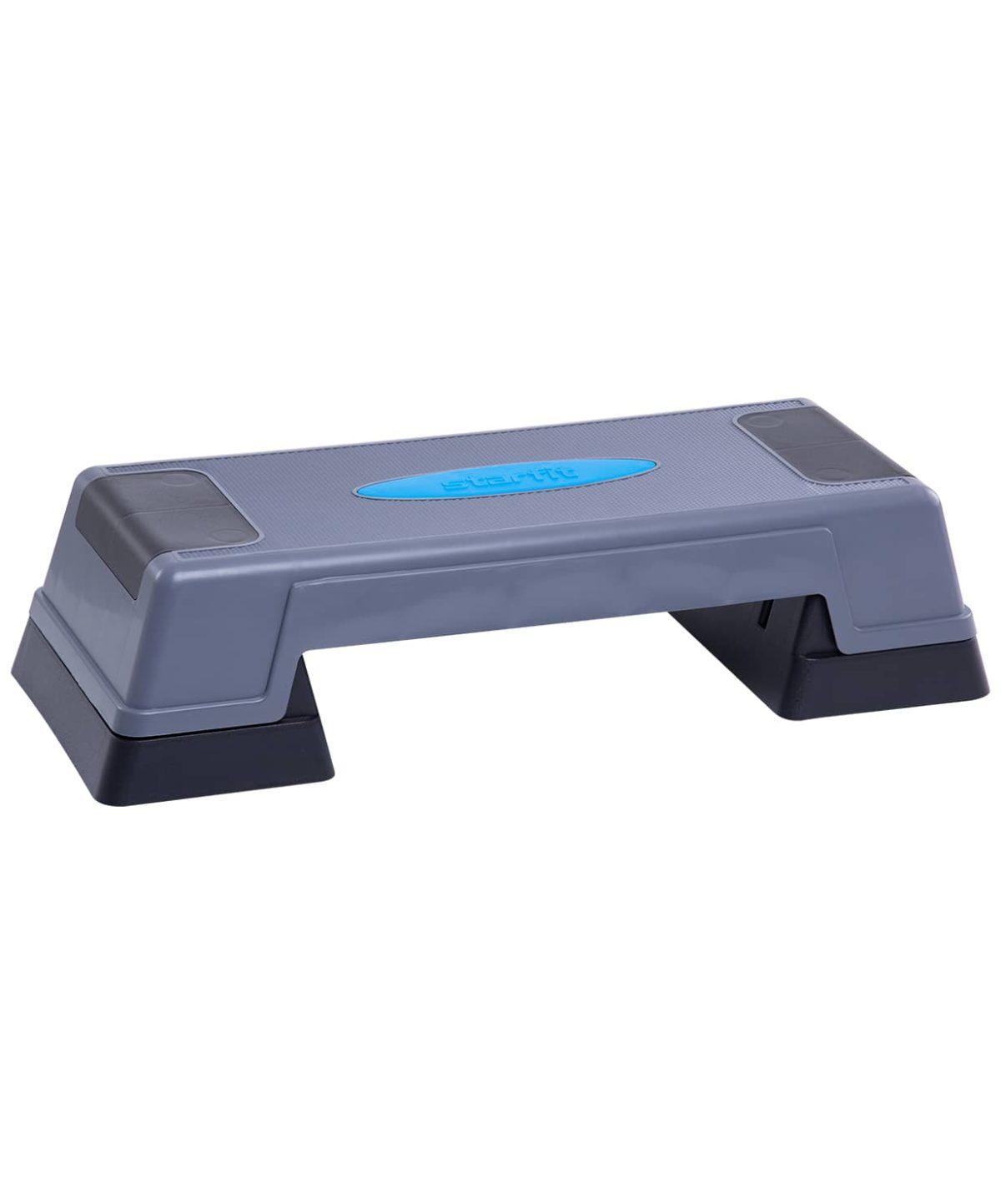 STARFIT Степ-платформа, двухуровневая, 70х28х22см  SP-301 - 1