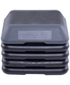 STARFIT Степ-платформа, пятиуровневая, 40х40х30см  SP-401 - 4