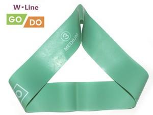 SPRINTER Эспандер-петля GO DO W-Line (3) 30,5х5 см,  W-650-0,7 - 8