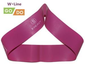 SPRINTER Эспандер-петля GO DO W-Line (5) 30,5х5 см,  W-650-1,1 - 1