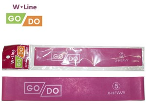 SPRINTER Эспандер-петля GO DO W-Line (5) 30,5х5 см,  W-650-1,1 - 2