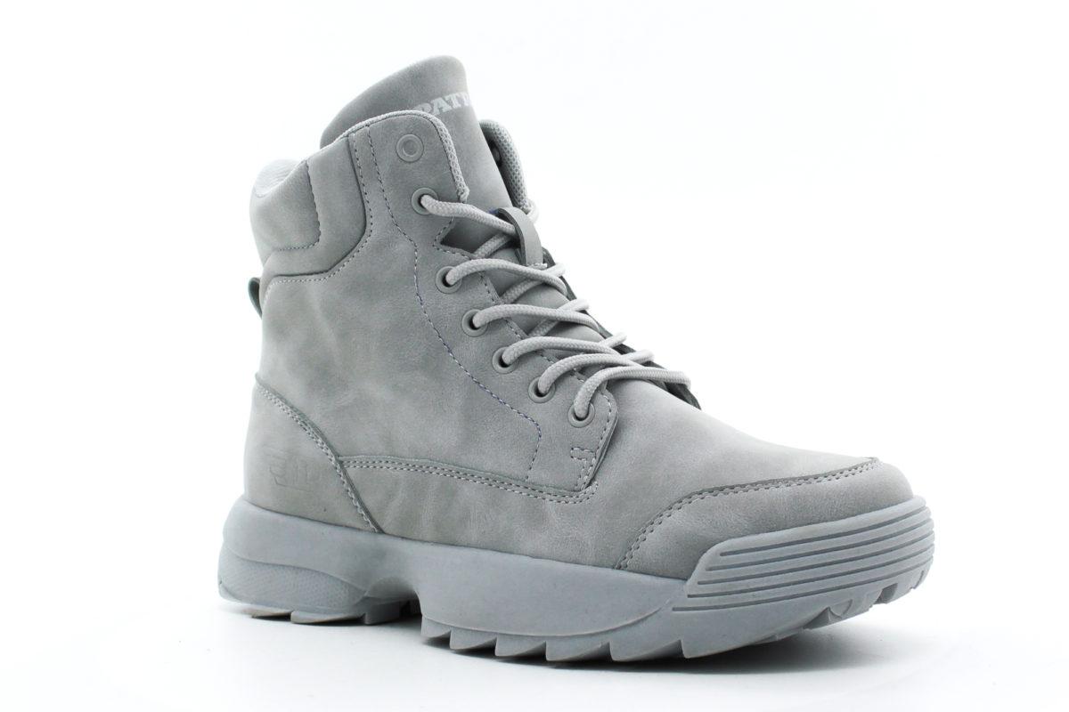 PATROL ботинки женские мех  217-198IM - 1