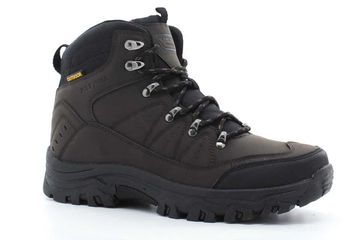 PATROL ботинки мужские мех 432-070IM - 1