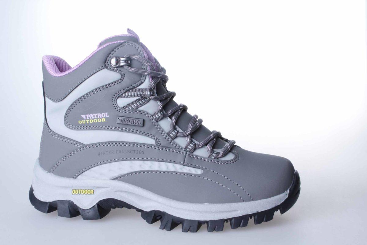 PATROL ботинки подростковые мех 232-005PIM - 1