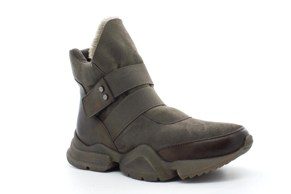 PATROL ботинки женские мех 245-762IM - 1