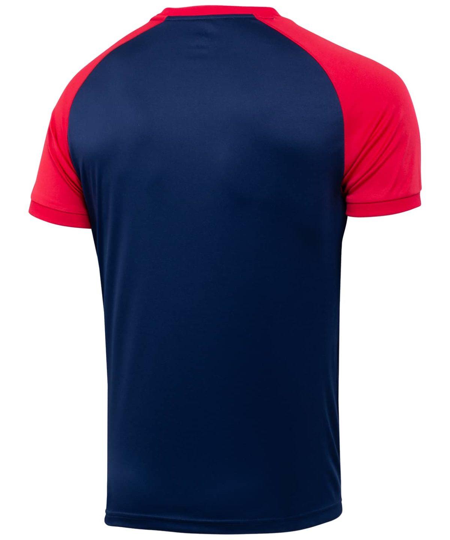 JOGEL CAMP Reglan футболка футбольная  т.синий/красный  JFT-1021-092 - 2