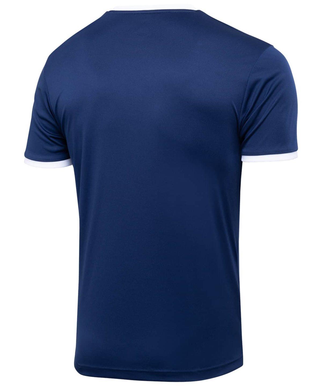 JOGEL CAMP Origin футболка футбольная детская, т.синий/белый  JFT-1020-091-K - 2