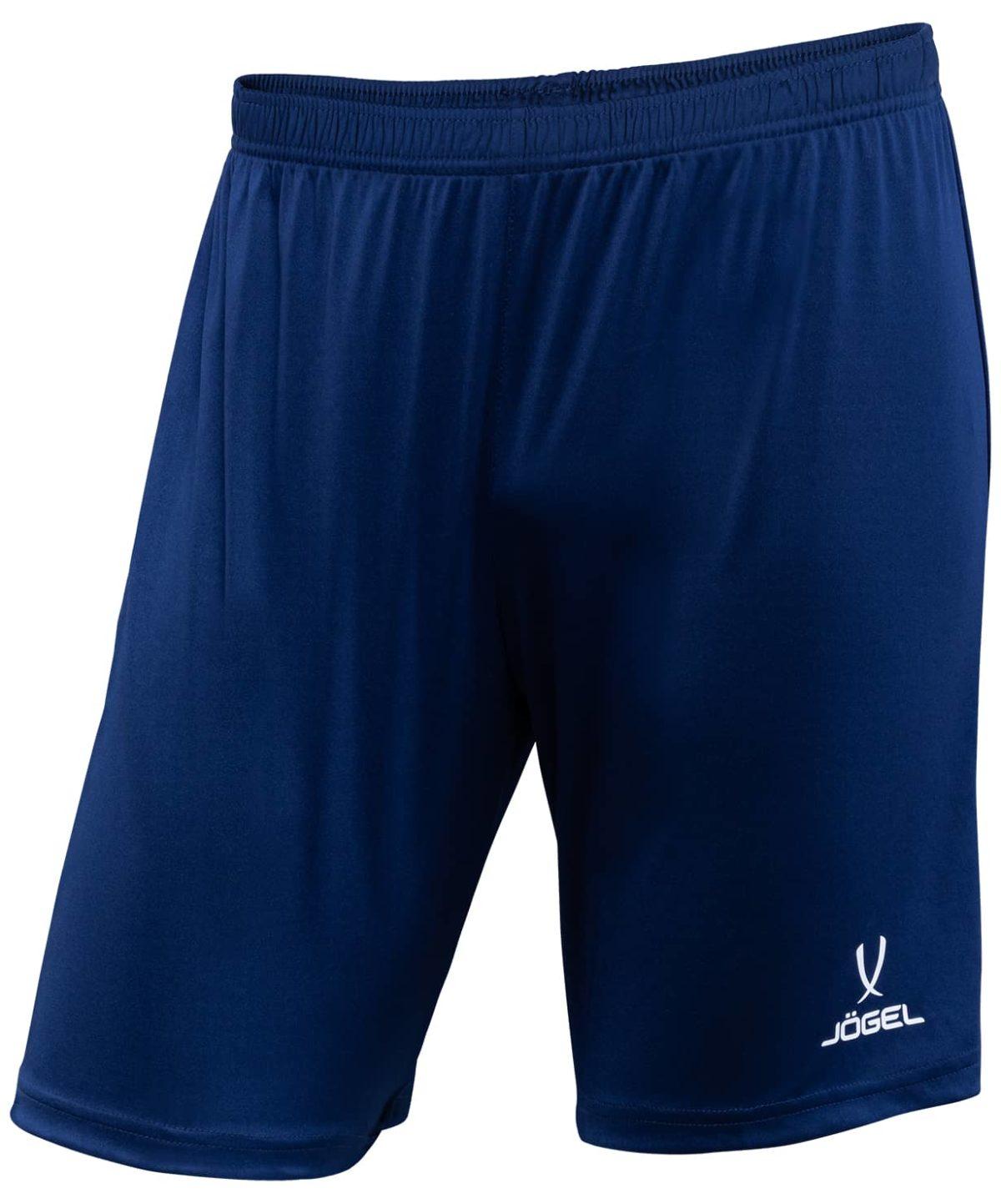 JOGEL CAMP шорты футбольные детские, темно-синий/белый  JFS-1120-091-K - 1