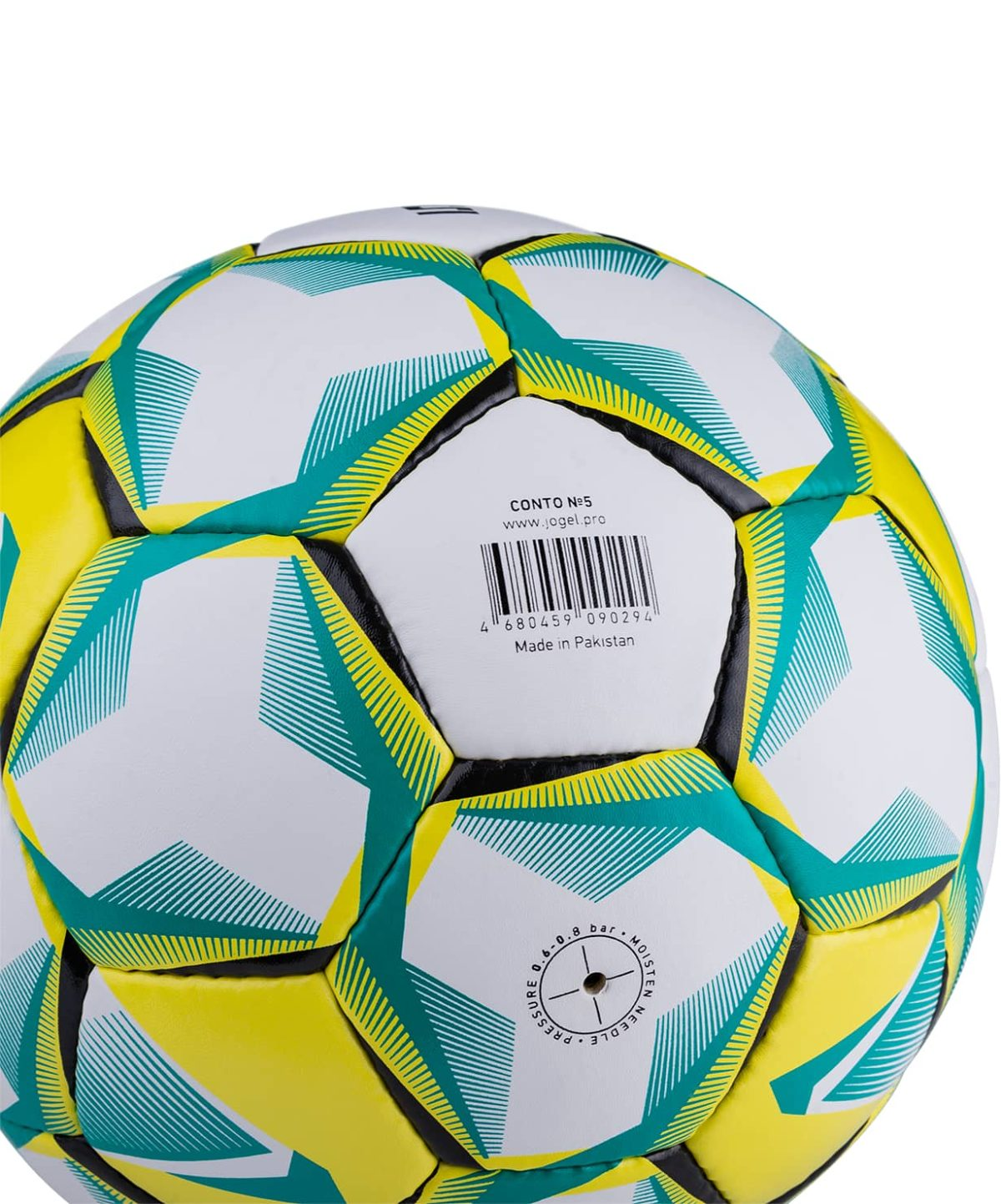 JOGEL Conto  Мяч футбольный  Conto №5 (BC20) - 2