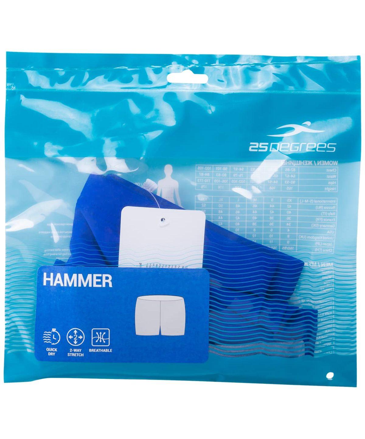 25DEGREES Hammer Blue Шорты для плавания детские, полиамид  17561 - 5