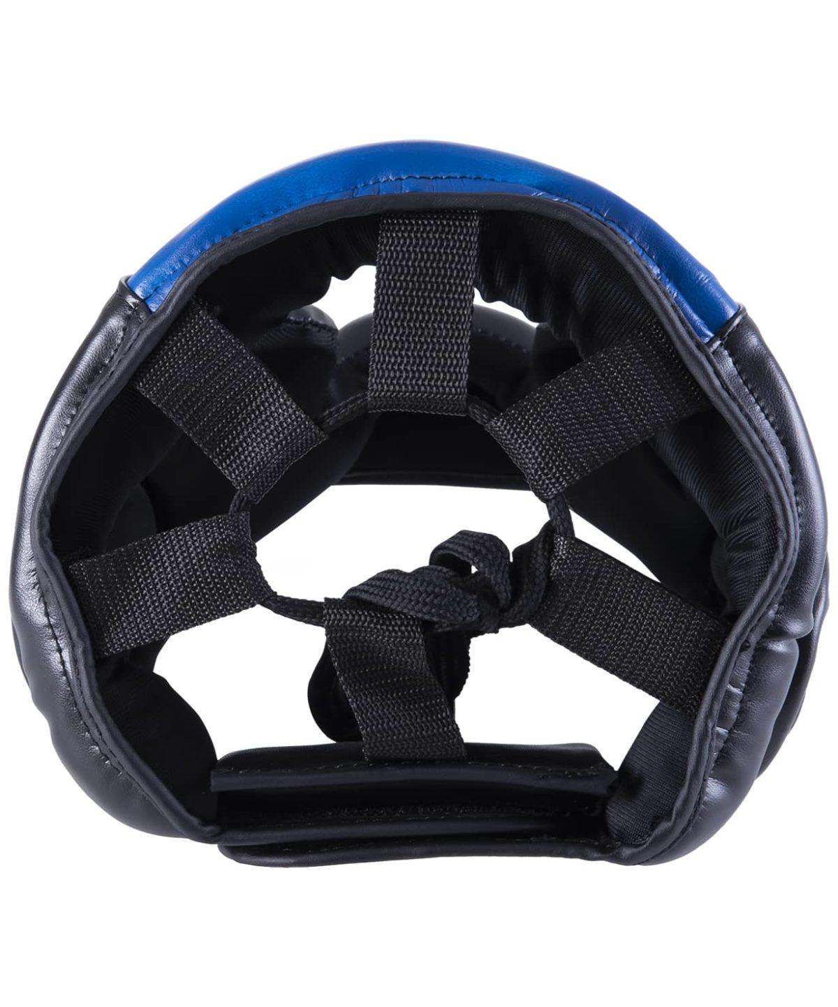 KSA Skull Blue шлем закрытый  17911 - 3