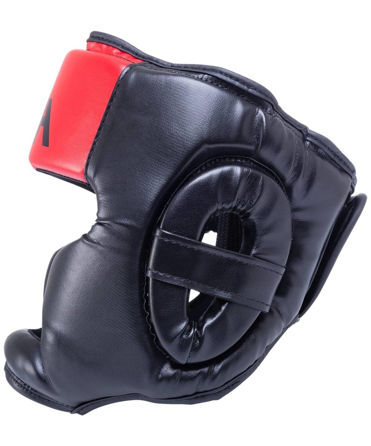 KSA Skull Red шлем закрытый  17907 - 2