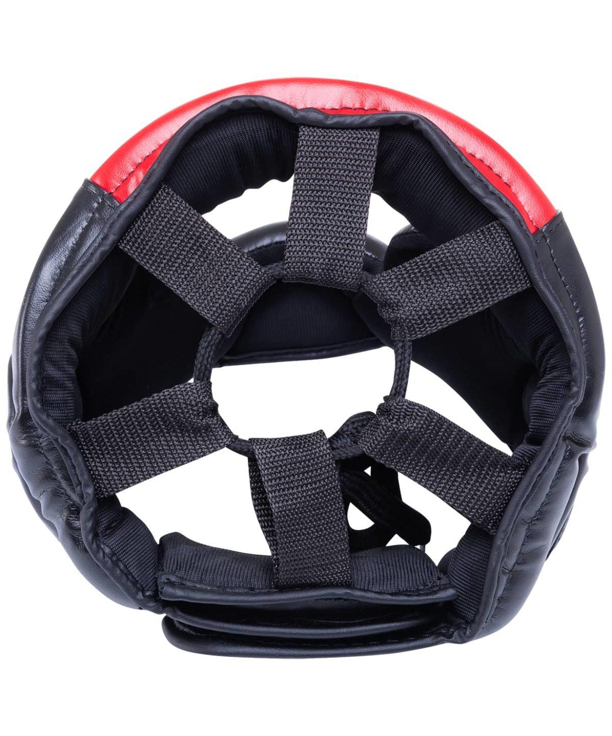 KSA Skull Red шлем закрытый  17907 - 3