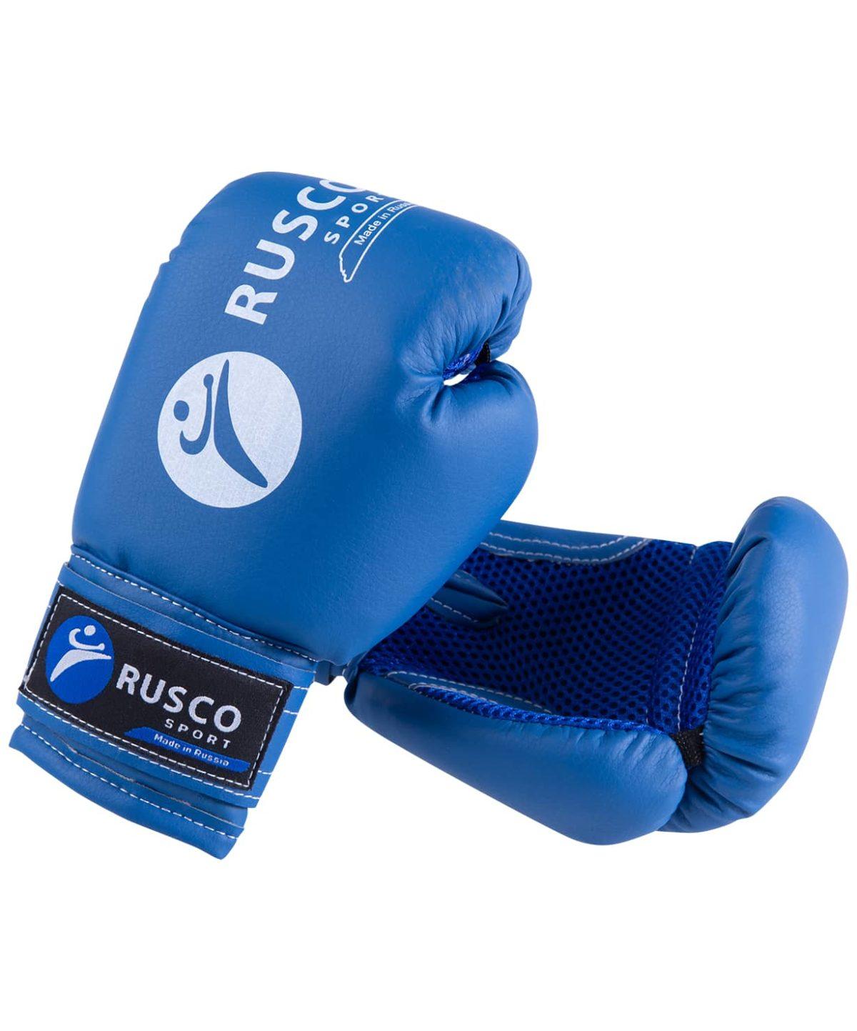 RUSCO Набор для бокса 6oz, к/з  18538 - 2