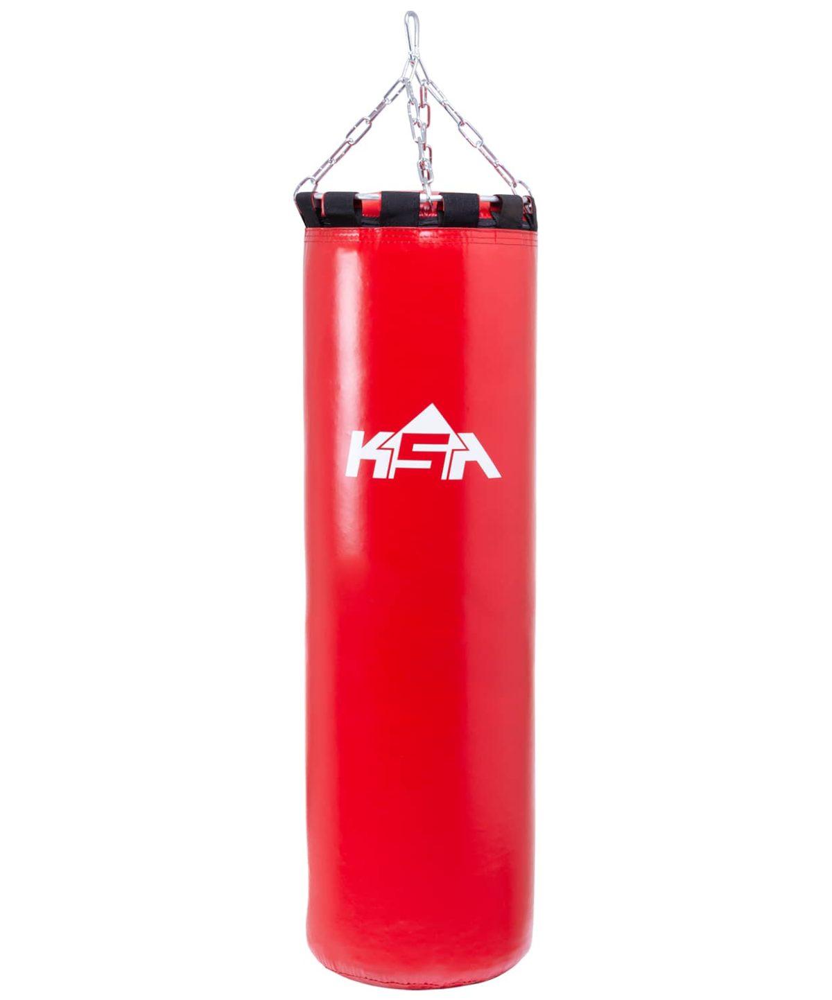 KSA Мешок боксерский, 120 см, 55 кг, тент  PB-01 - 1