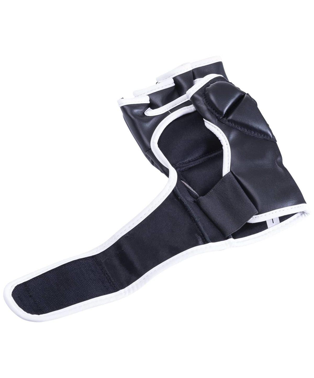 KSA Перчатки для ММА Lion Gel Black,  к/з 7881 - 3