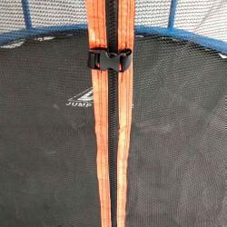 DFC Батут JUMP BASKET с внутр.сеткой, лестница (366 см) (два короба)  12FT-JBSK-B - 3