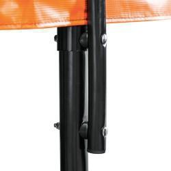 DFC Батут Trampoline kengoo II с сеткой, лестница (427 см) (два короба)  14FT-BAS-BO - 2