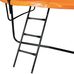 DFC Батут Trampoline kengoo II с сеткой, лестница (427 см) (два короба)  14FT-BAS-BO - 5