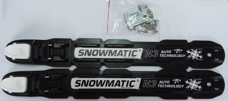NNN Snowmatic Auto Universal Крепление SN: XS до 36 - 1
