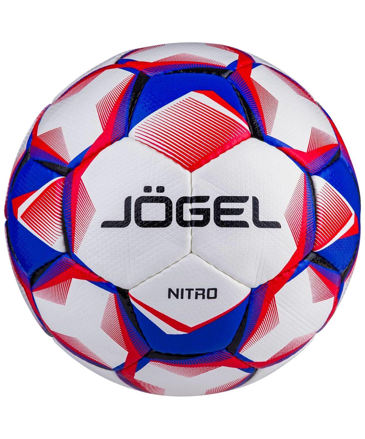 JOGEL Nitro  мяч футб.  Nitro (BC20) №5 - 1