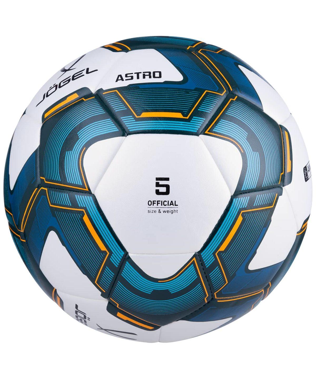 JOGEL Astro Мяч футбольный  Astro №5 (BC20) - 7