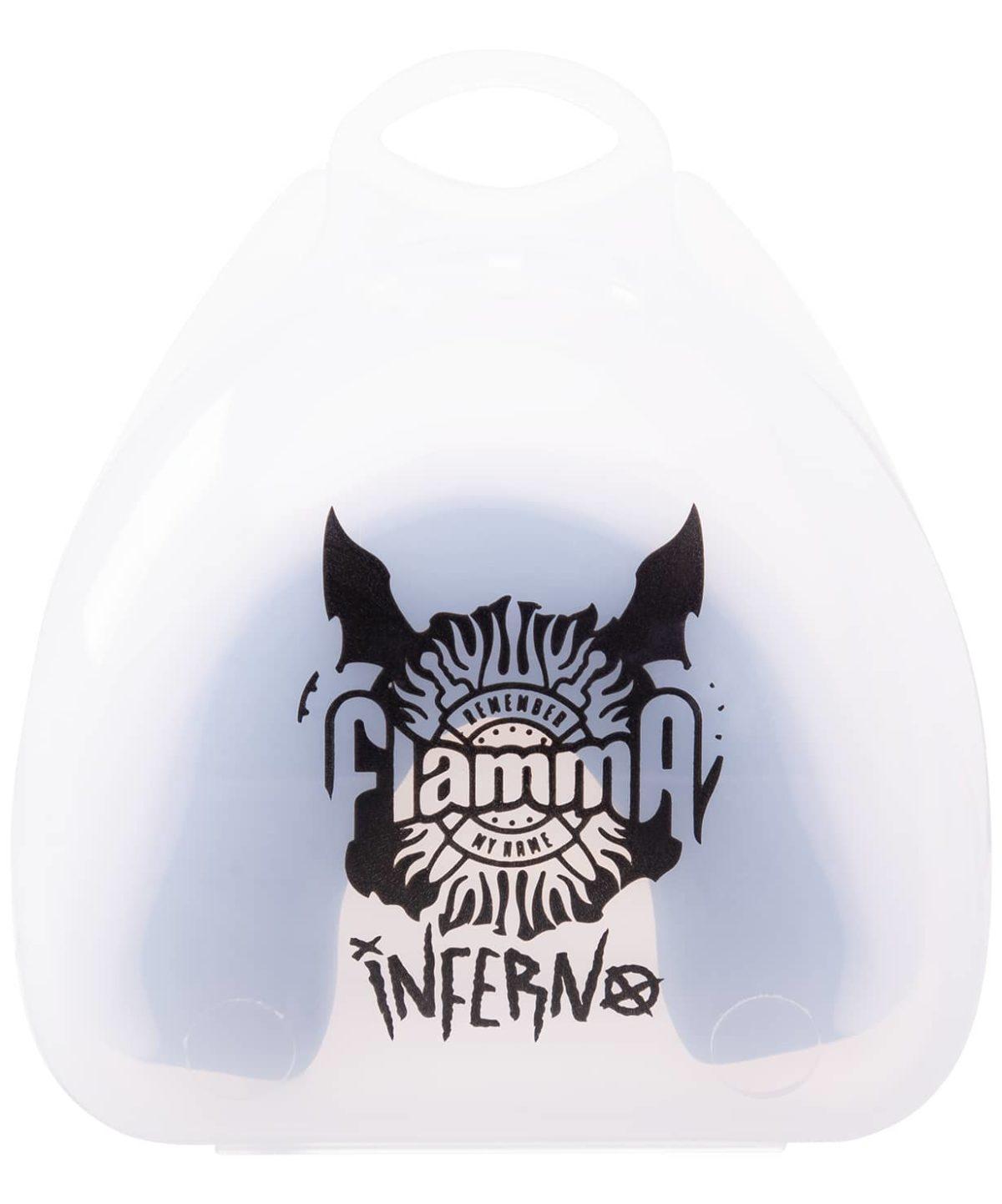 FLAMMA Inferno White Black Капа с футляром  MGF-015BW - 5
