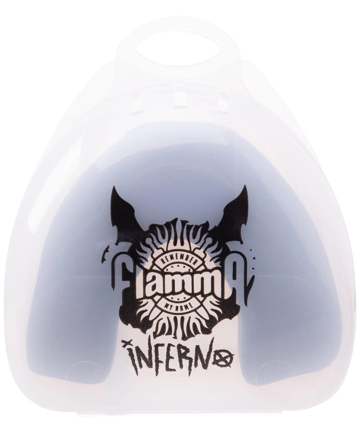 FLAMMA Inferno Black Капа с футляром  MGF-015BL - 4
