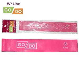 SPRINTER Эспандер-петля GO DO W-Line (2) 30,5х5 см,  W-650-0,5 - 2